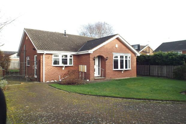 3 Bedrooms Detached Bungalow for sale in Surfleet Close, Wollaton, Nottingham, NG8