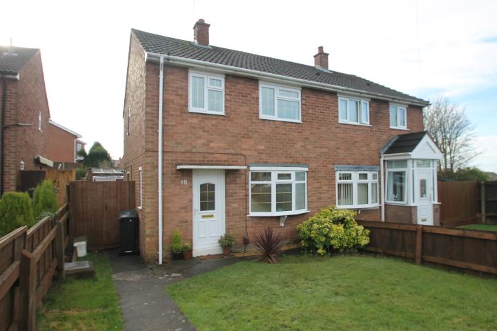 2 Bedrooms Semi Detached House for sale in Roundhouse Road, Upper Gornal, Dudley, DY3