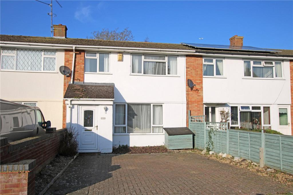 3 Bedrooms Terraced House for sale in Bruce Road, Woodley, Reading, Berkshire, RG5