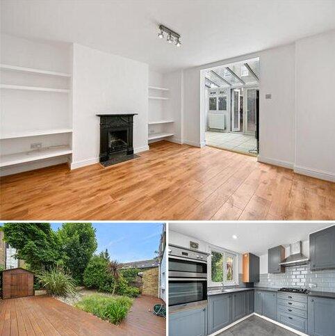 2 bedroom apartment to rent - St Stephens Avenue, Shepherds Bush, London, W12