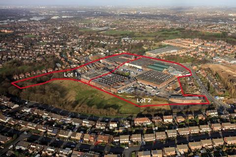 Plot for sale - Talbot Road, Hyde, Greater Manchester, SK14