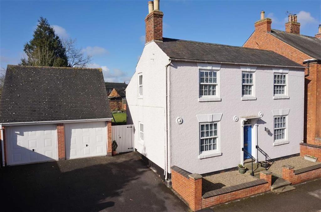 3 Bedrooms Detached House for sale in Husbands Bosworth