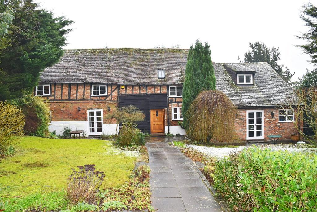 5 Bedrooms Detached House for sale in Church End, Hockliffe