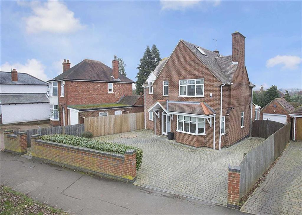 4 Bedrooms Detached House for sale in Windmill Avenue, Kettering