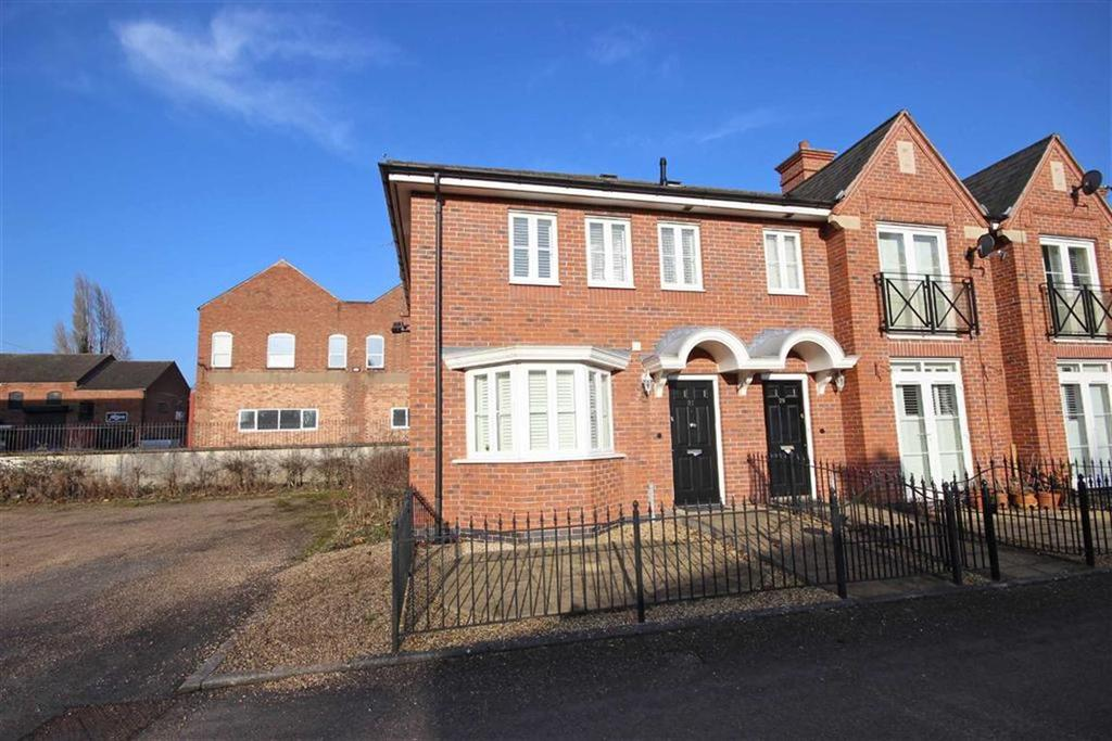 2 Bedrooms End Of Terrace House for sale in Marne Close, Warwick, CV34