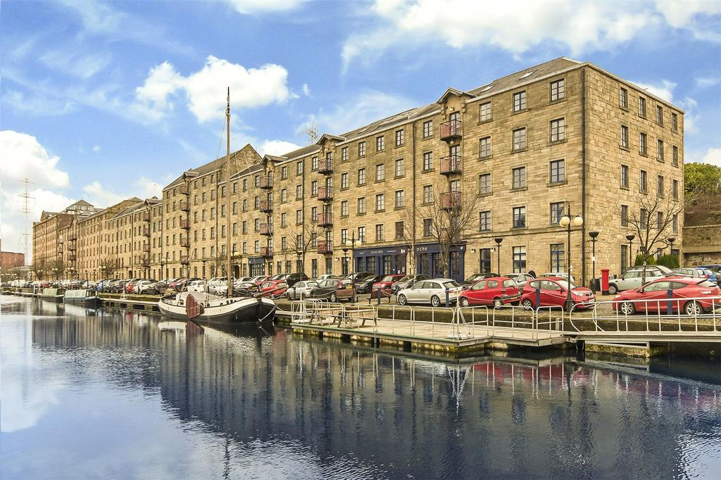 2 Bedrooms Flat for sale in Flat 4, 38 Speirs Wharf, Port Dundas, Glasgow, G4