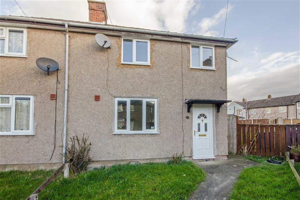 3 Bedrooms Semi Detached House for sale in Maes Y Dre, Denbigh
