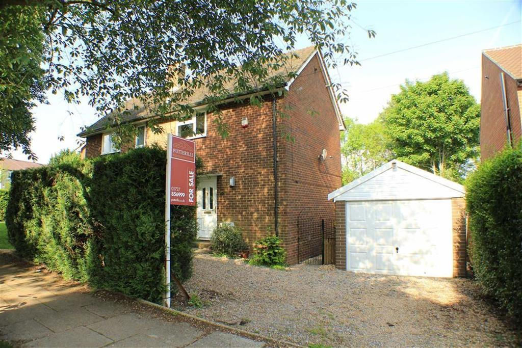 1 Bedroom Flat for sale in Therfield Road, St Albans, Hertfordshire