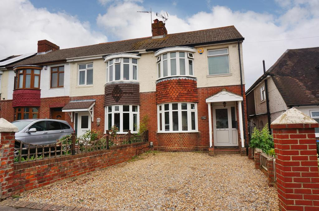 3 Bedrooms End Of Terrace House for sale in FAREHAM