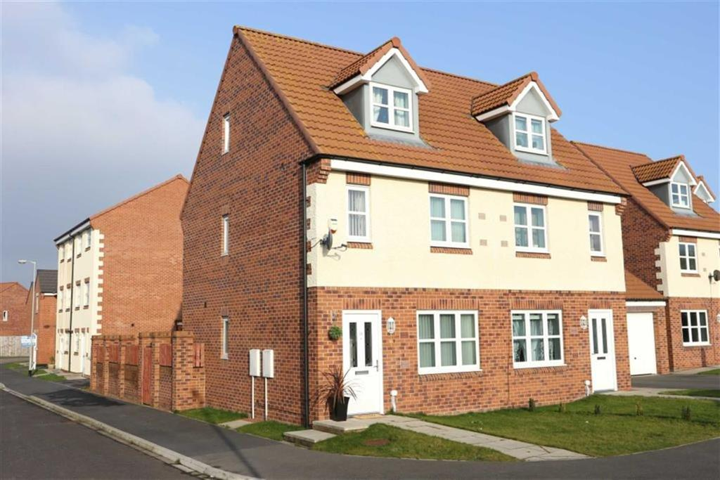 3 Bedrooms Town House for sale in The Lanes, Darlington