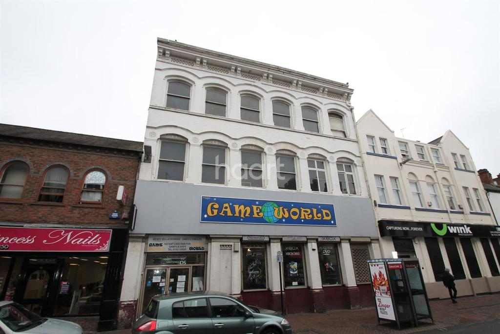 2 Bedrooms Flat for sale in The Fox Hut, Church Gate, City Center, Leicester