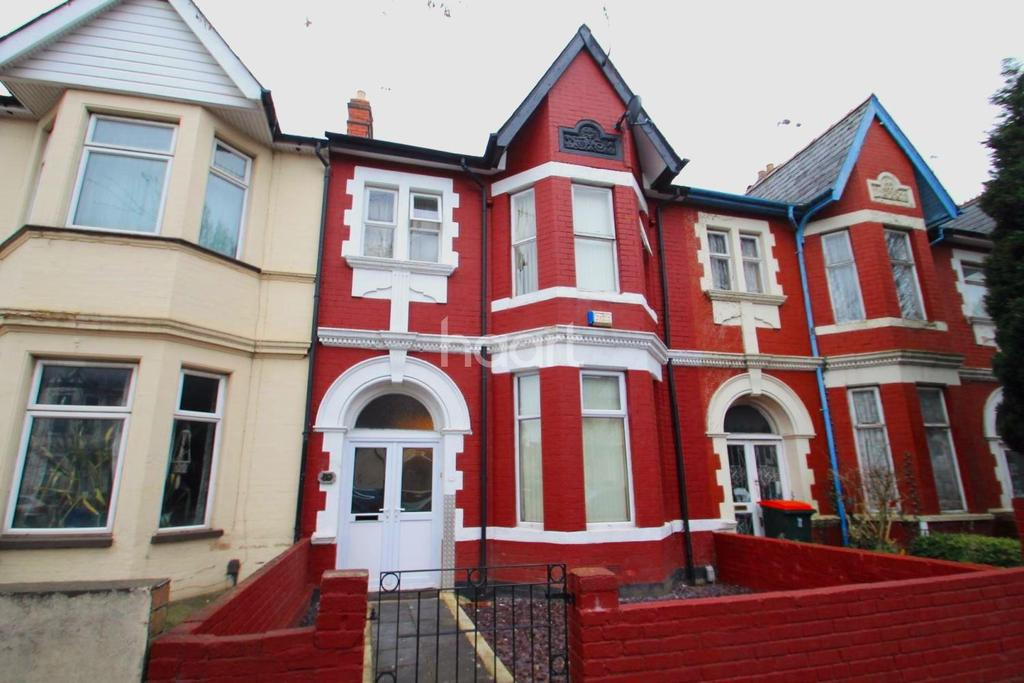 3 Bedrooms Terraced House for sale in Corporation Road, Newport