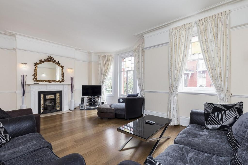 4 Bedrooms Flat for sale in Transept Street, Marylebone, NW1