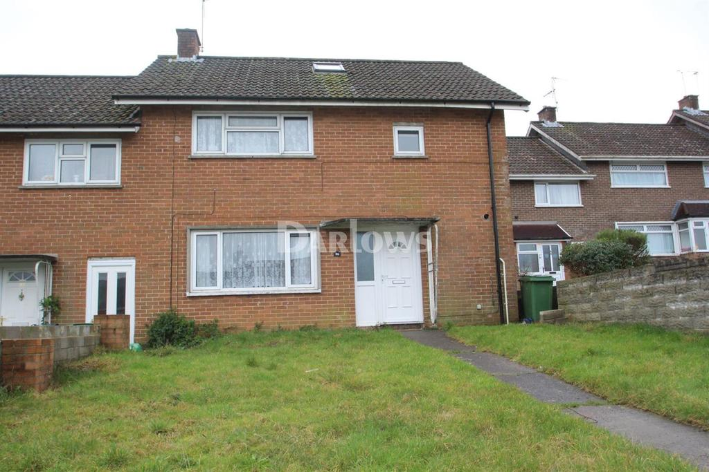 3 Bedrooms End Of Terrace House for sale in Firs Avenue , Pentrebane, Cardiff