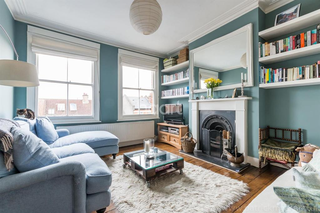 3 Bedrooms Flat for sale in Hillcourt Road , East Dulwich , London SE22