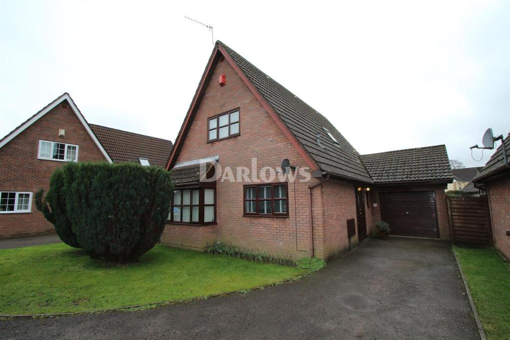 4 Bedrooms Detached House for sale in Maes Yr Afon, Caerphilly