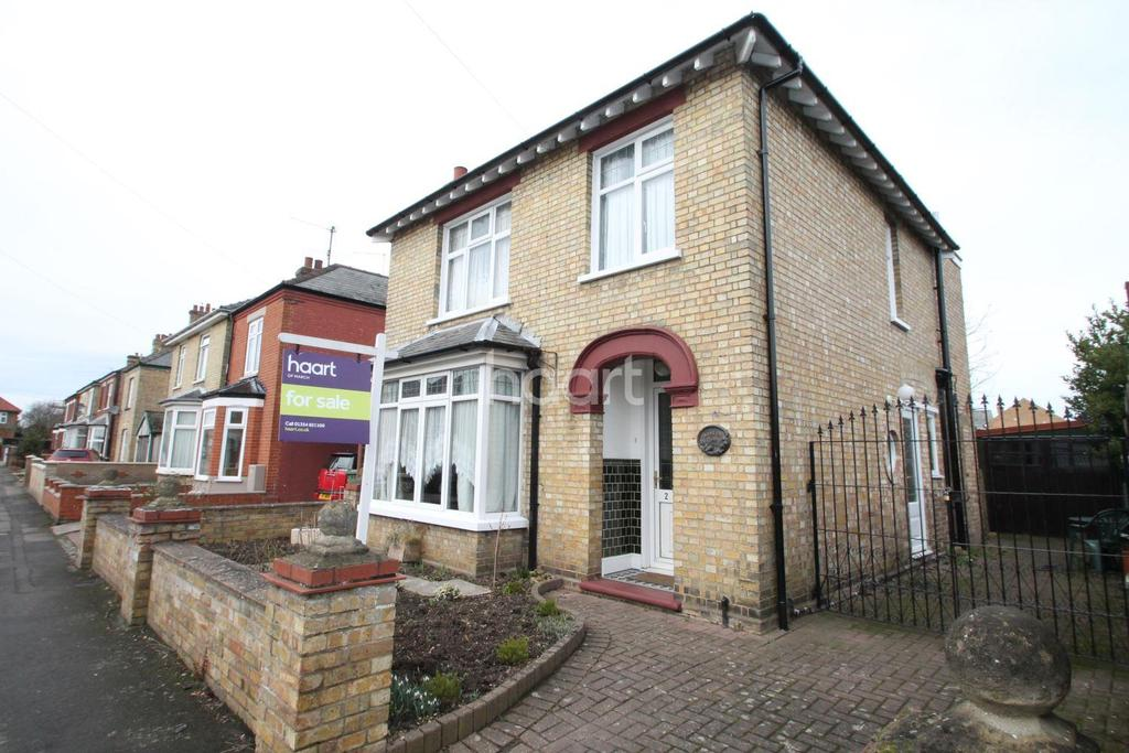 3 Bedrooms Detached House for sale in Burn Street, March