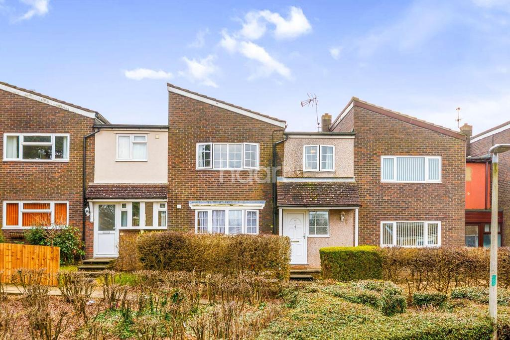 4 Bedrooms Terraced House for sale in Derby Way, Martinswood, Stevenage
