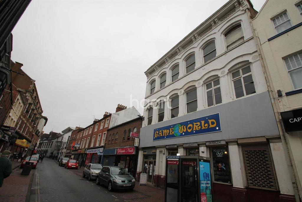 2 Bedrooms Flat for sale in Welford's Tiger Shed, Church Gate, Leicester