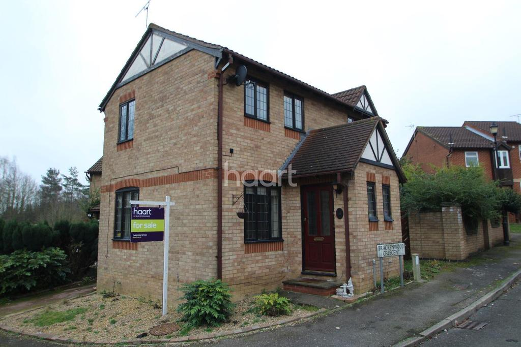 4 Bedrooms Detached House for sale in Pondgrove Close, Bury St Edmunds