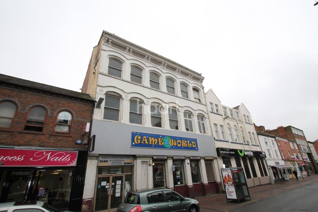 2 Bedrooms Flat for sale in The King, Church Gate, City Center, Leicester