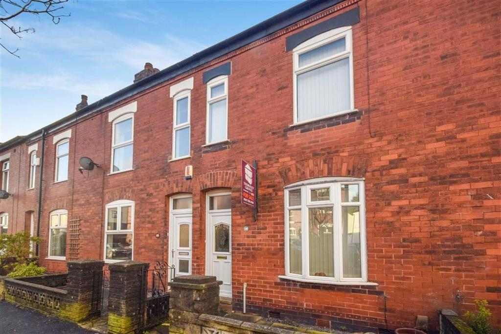 2 Bedrooms Terraced House for sale in Ogden Street, Swinton
