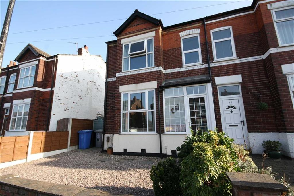 3 Bedrooms Semi Detached House for sale in Carlton Road, Sale