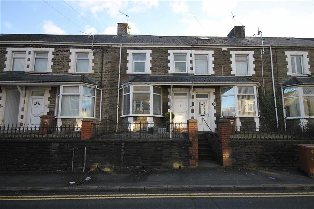 3 Bedrooms Terraced House for sale in Mill Road, Caerphilly, CF83