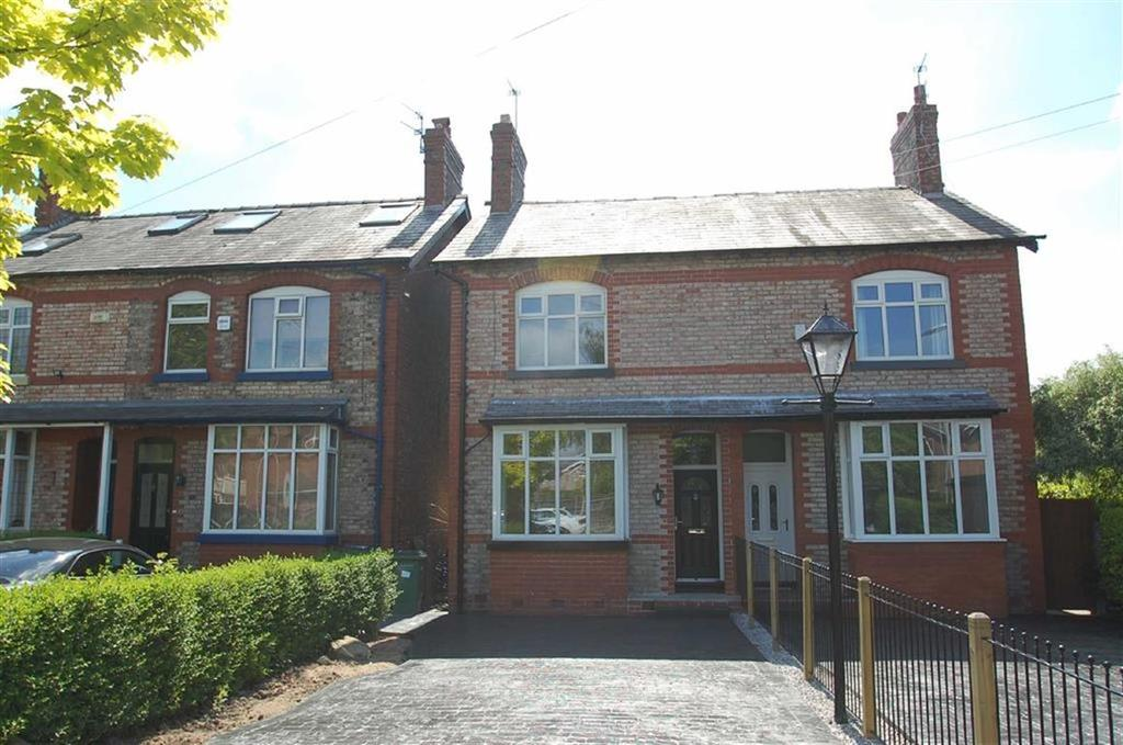 3 Bedrooms Semi Detached House for sale in Acre Lane, Cheadle Hulme, Cheshire