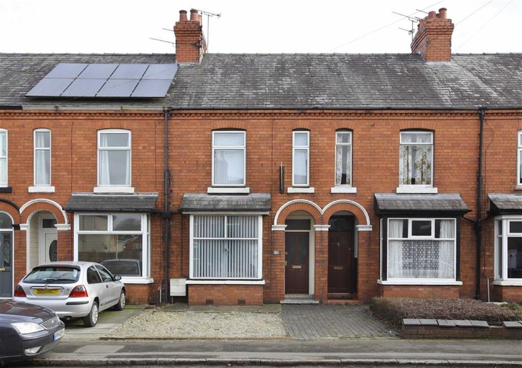 2 Bedrooms Terraced House for sale in Millstone Lane, Nantwich, Cheshire