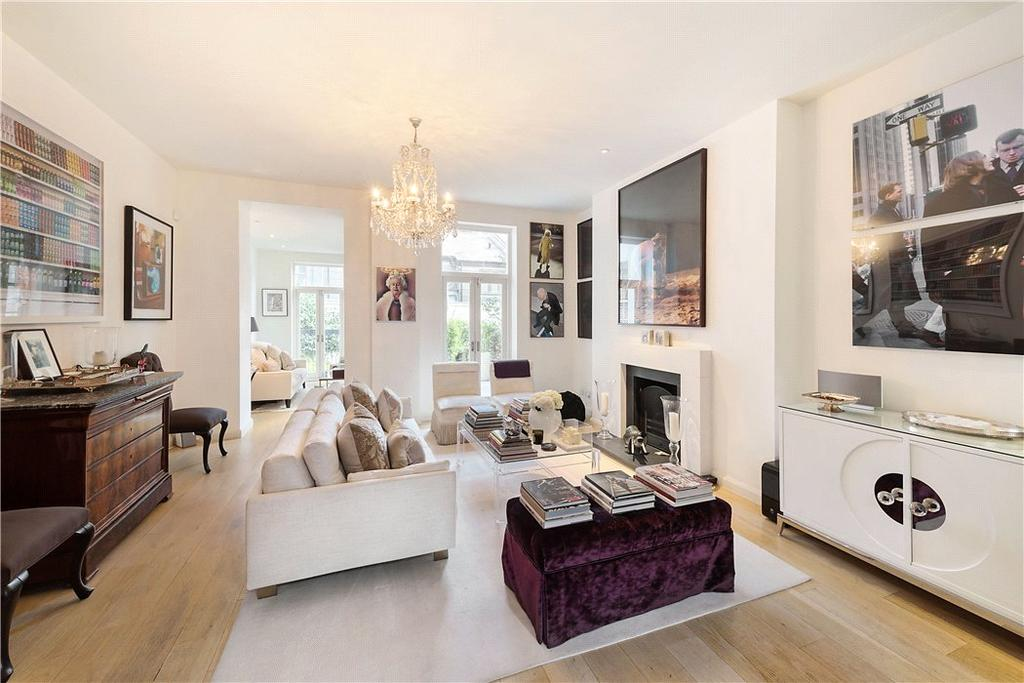 3 Bedrooms Terraced House for sale in Redcliffe Road, Chelsea, London, SW10