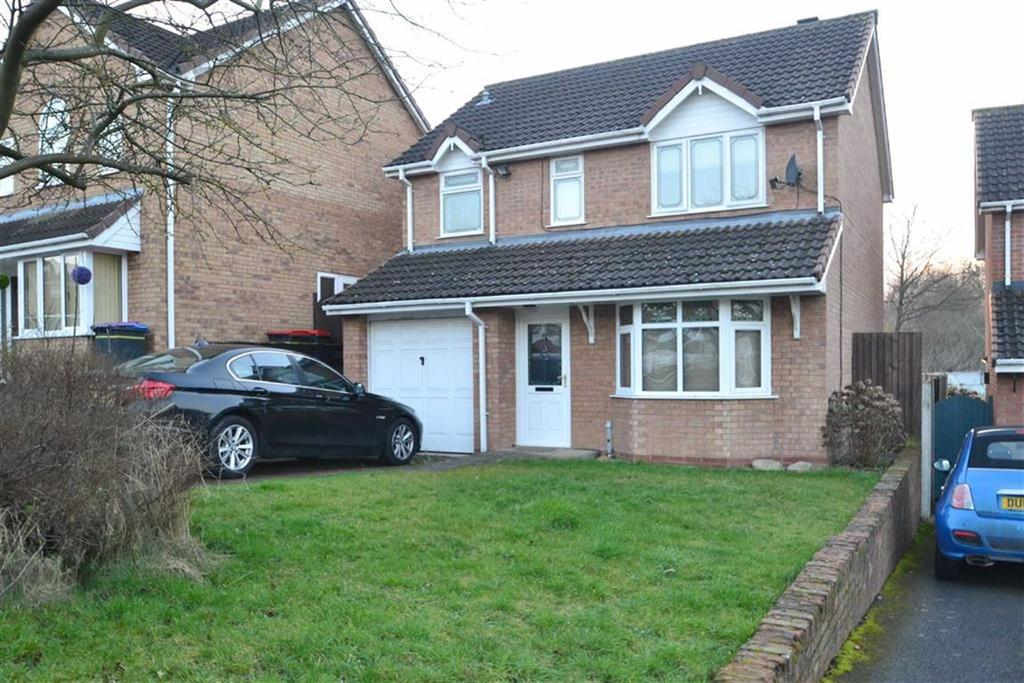 3 Bedrooms Detached House for sale in St. Agathas Close, Wellington, Telford