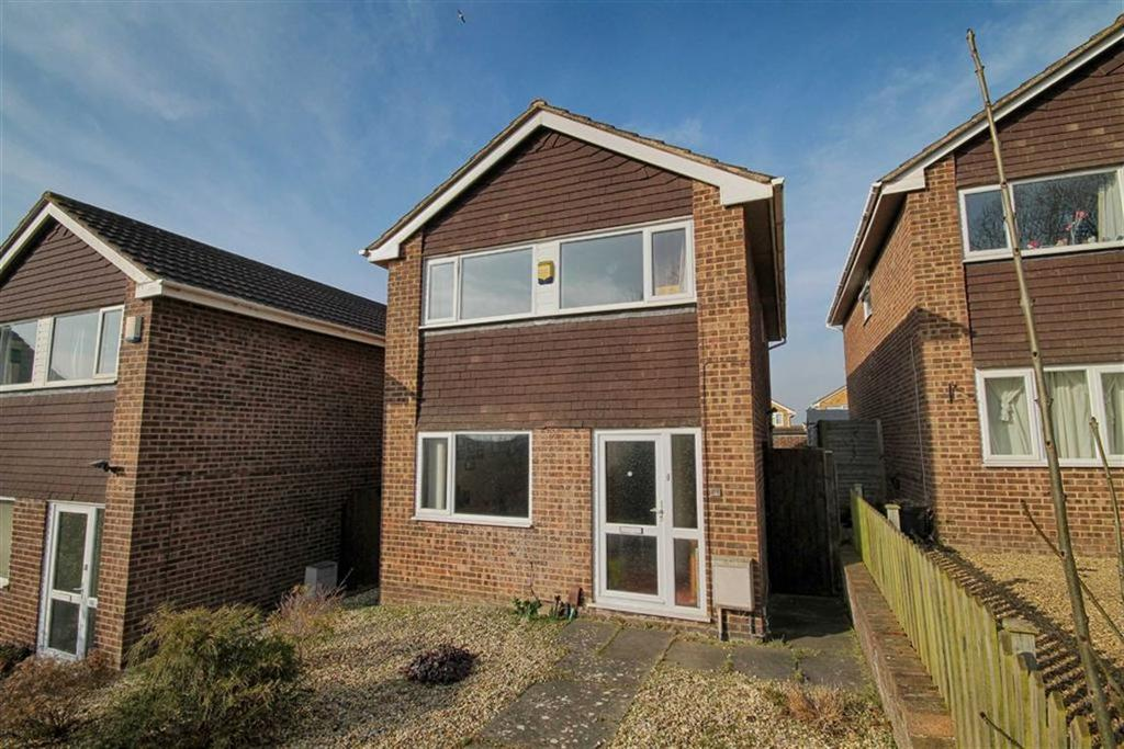 3 Bedrooms Detached House for sale in Roman Hackle Avenue, Wymans Brook, Cheltenham, GL50