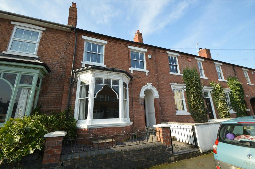 4 Bedrooms Terraced House for sale in Duncombe Street, Wollaston, Stourbridge, West Midlands