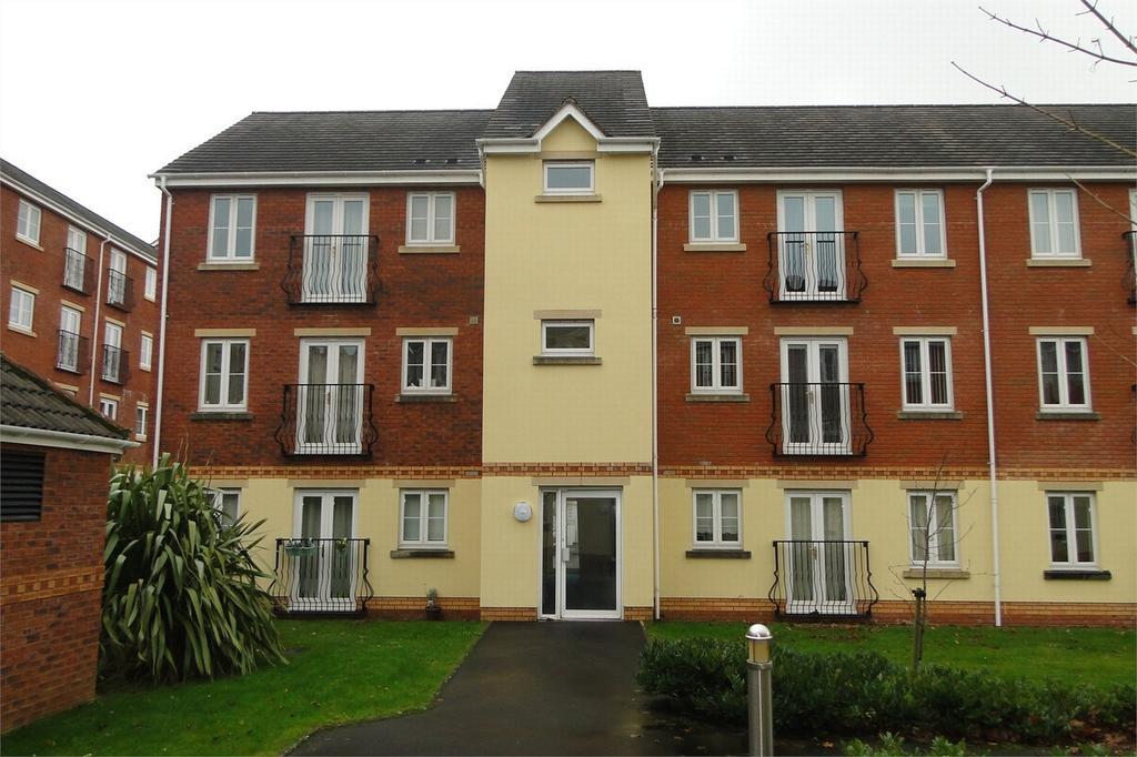 1 Bedroom Flat for sale in Rowsby Court, Pontprennau, Cardiff, Cardiff