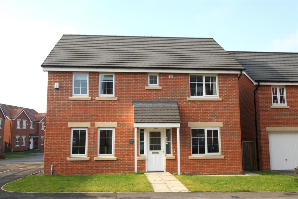 4 Bedrooms House for sale in Glaisdale Court, Darlington