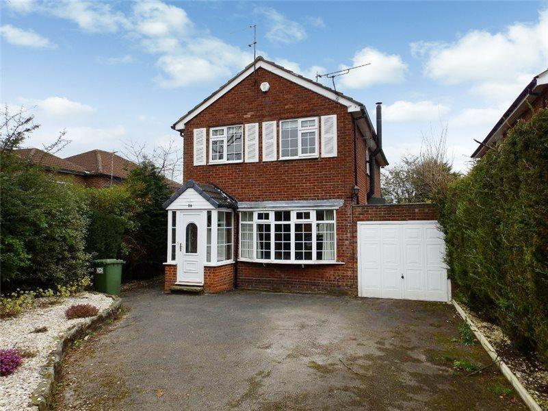 4 Bedrooms Detached House for sale in PRIMLEY PARK ROAD, LEEDS, LS17 7RZ