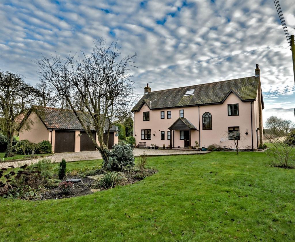 7 Bedrooms Detached House for sale in Highgate House, Bumpstead Road, Hempstead, Nr Saffron Walden