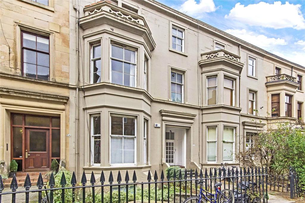 1 Bedroom Flat for sale in 1/1, 52 Cecil Street, Glasgow, G12