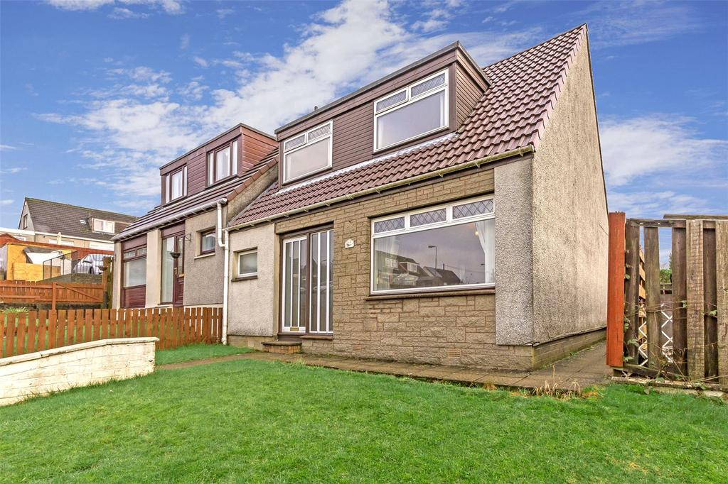 2 Bedrooms Semi Detached House for sale in 6 Drummond Place, Blackridge, Bathgate, EH48