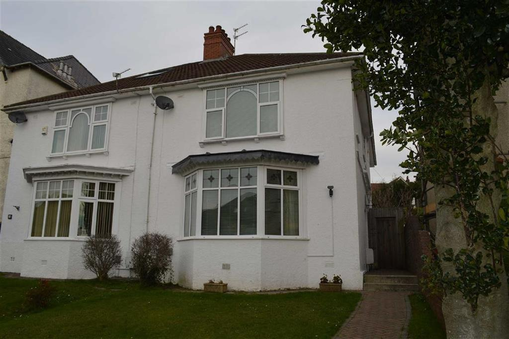3 Bedrooms Semi Detached House for sale in Queens Road, Swansea, SA2