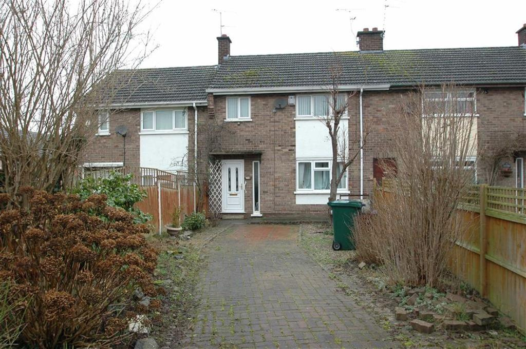 3 Bedrooms Terraced House for sale in Treborth Road, Blacon, Chester