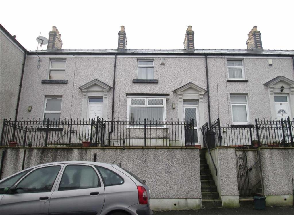 2 Bedrooms Terraced House for sale in Bowen Street, Swansea, SA1