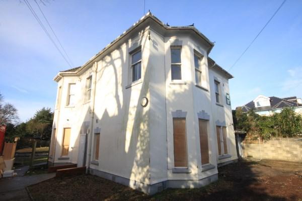 Studio Flat for sale in Walpole Road, Bournemouth