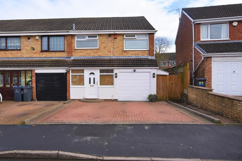 3 Bedrooms End Of Terrace House for sale in Clent View Road, Birmingham
