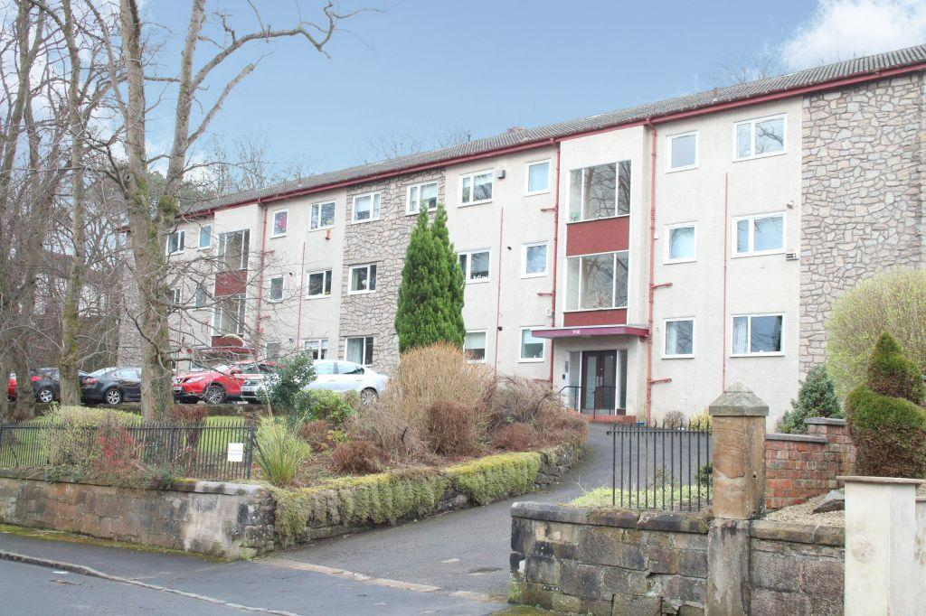 2 Bedrooms Flat for sale in Flat 4, Peveril Court, Peveril Avenue, Burnside, G73 4RE