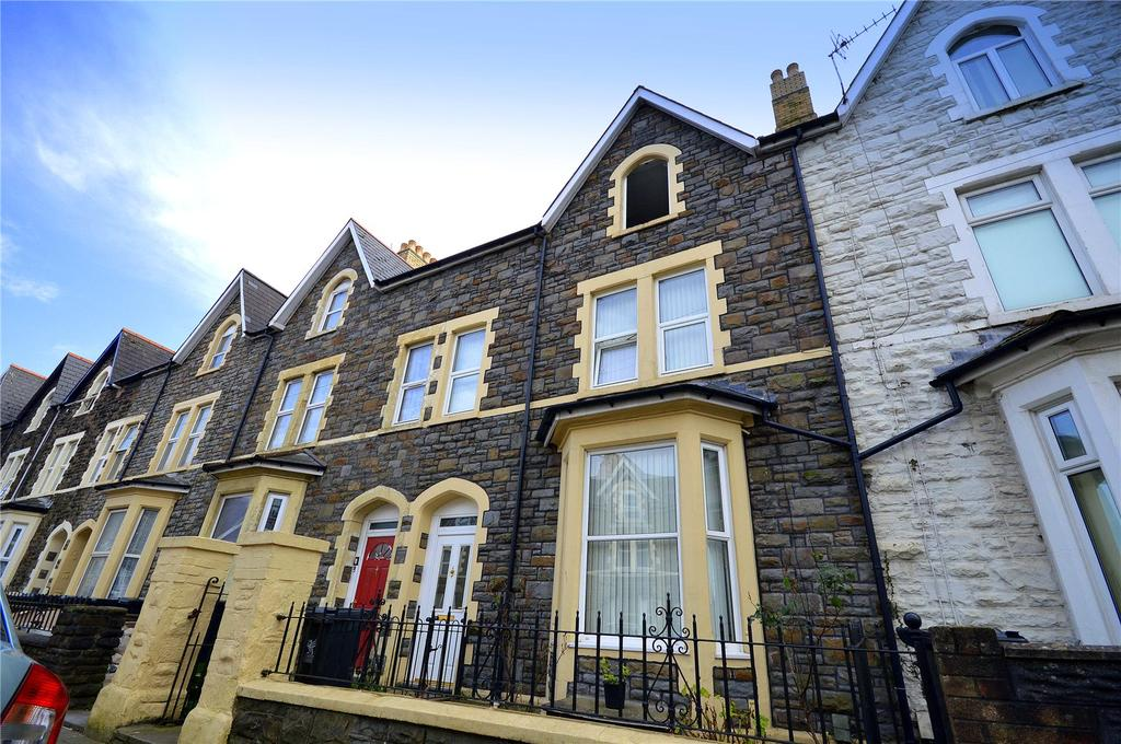 5 Bedrooms Terraced House for sale in Gold Street, Adamsdown, Cardiff, CF24