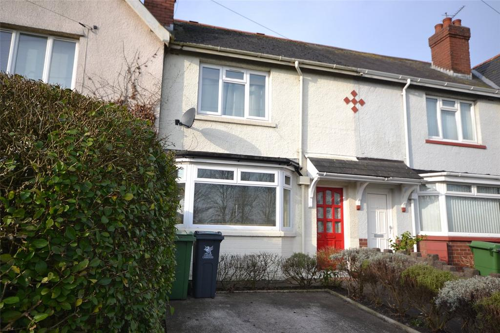 2 Bedrooms Terraced House for sale in Channel View Road, Grangetown, Cardiff, CF11