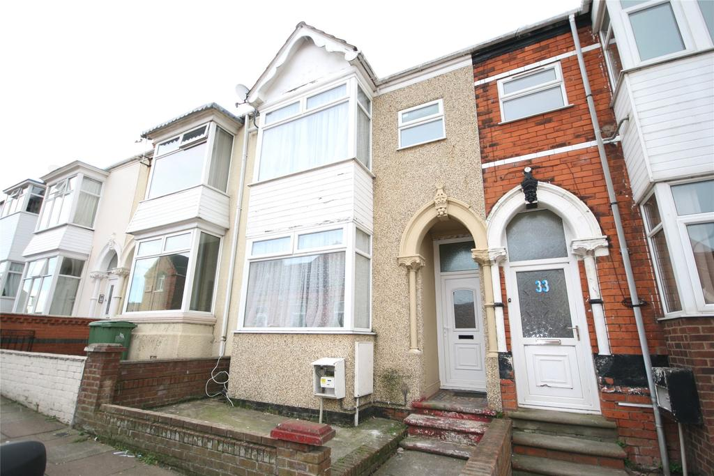 5 Bedrooms Terraced House for sale in Grant Street, Cleethorpes, DN35