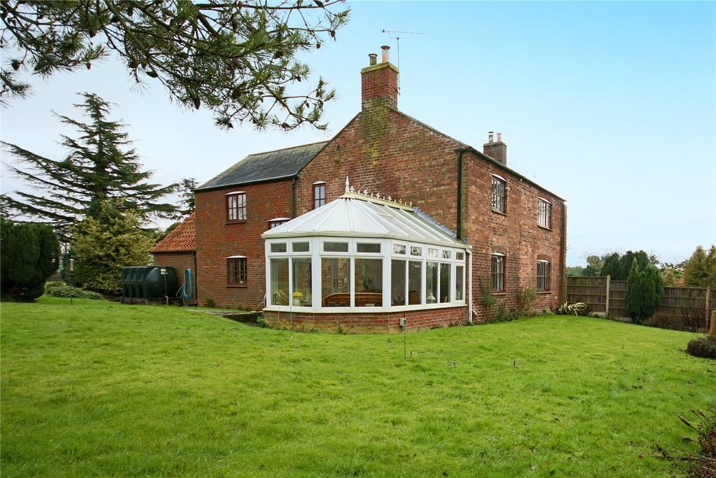 4 Bedrooms Detached House for sale in Main Road, Haltham, LN9